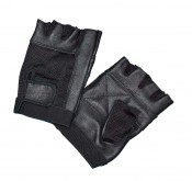 Перчатки спортивные PrimeSports чёрные