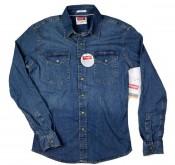 Рубашка джинсовая Wrangler 2XL